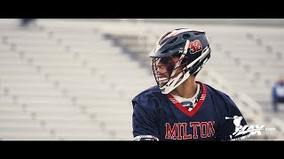 Milton vs South Forsyth 2019 Lax.com Highlight