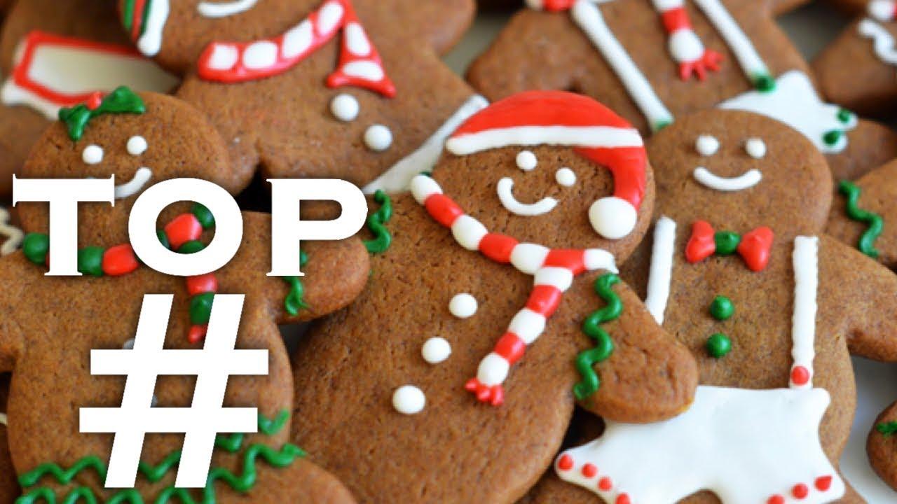 Top 10 Christmas Cookies House Cookies