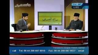 2011-01-01 Rah-e-Huda - Live Fragen und Antworten über Islam und Ahmadiyya