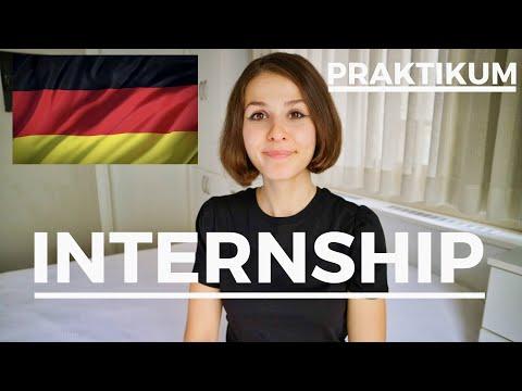 INTERNSHIP IN GERMANY For International Students