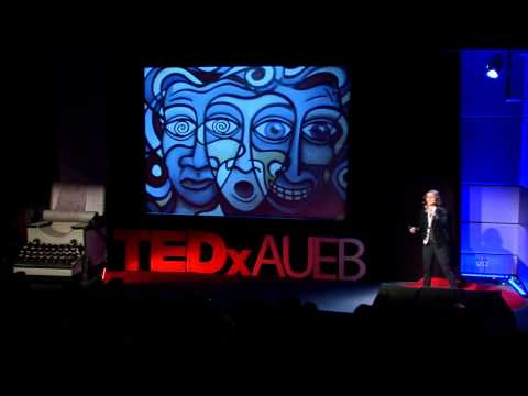 Youth vs The Crisis: Sophie Lamprou at TEDxAUEB