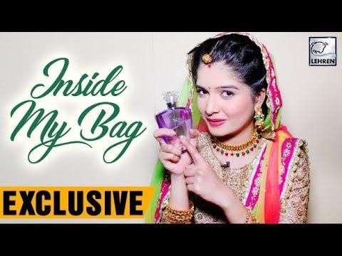 Inside My Bag With Jiji Maa Actress Bhavika Sharma – TellySpice