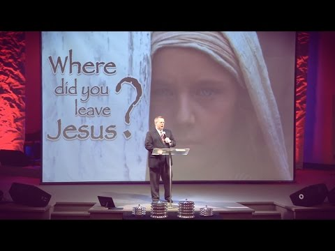 """Where Did You Leave Jesus?"" – Pastor Raymond Woodward"