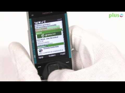 NOKIA X3 telefon - test recenzja