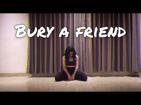 """BURY A FRIEND"" - Billie Eilish Dance   Choreography By Jojo Gomez"