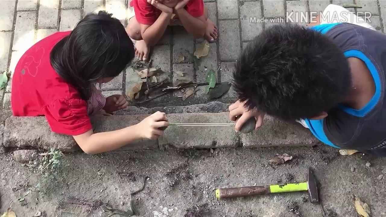 Permainan Anak Anak Jaman Dulu Youtube