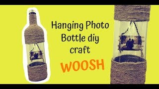 Bottle Crafy DIY Hanging photo