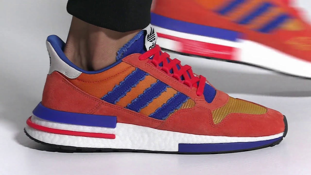 info for bc253 bbb5a ADIDAS x DRAGON BALL Z : GOKU ZX 500 RM