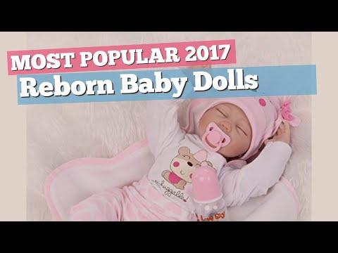 Reborn Baby Dolls Girls Collection // Most Popular 2017