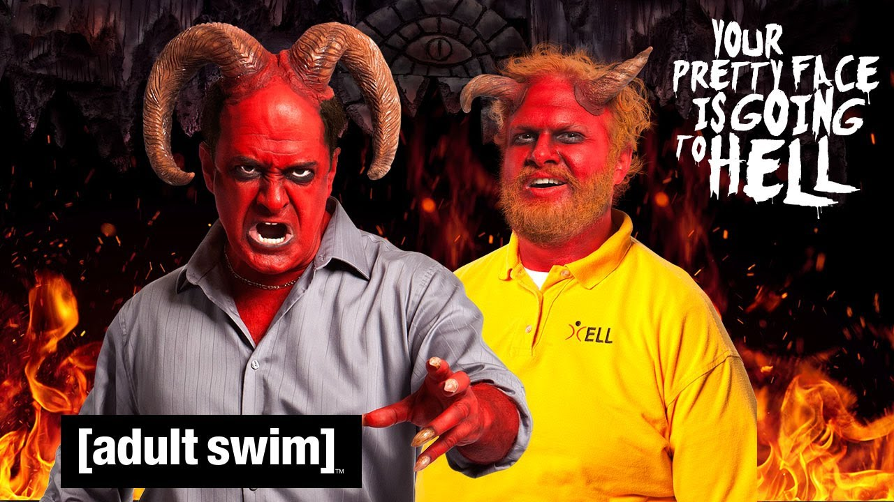 Download [TRAILER] Adult Swim  - Your Pretty Face is Going To Hell 🇫🇷   Saison 1