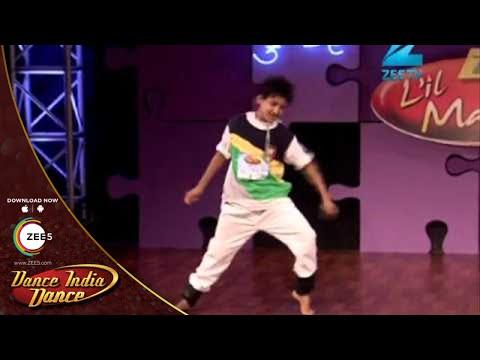 DID Little Masters Mumbai Auditions_Faisal Performance