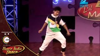 DID Little Masters Mumbai Auditions_Faisal Performance