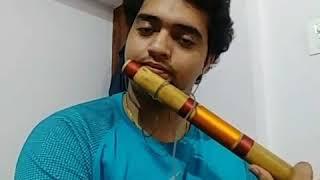 Bombe helutaite | Raajakumara | Flute instrumental cover