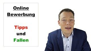 Online-Bewerbung: Die 8 heimlichen Fallen einer Bewerbung per Mail – pfiffige Tipps // M. Wehrle