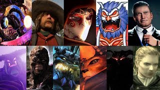 Defeat of My Favorite Video Game Villains Part 25