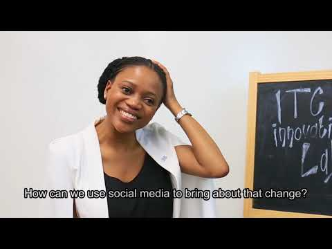 Botswana's young trade minister on engaging youth