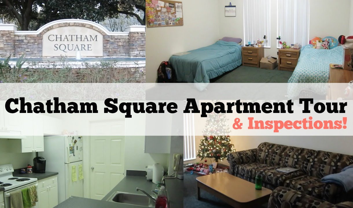 Chatham Square Apartment Tour Inspections Olaf And Olivia
