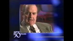 Dallas Tx-KDFW and FOX 4 TV 50th Anniversary Special