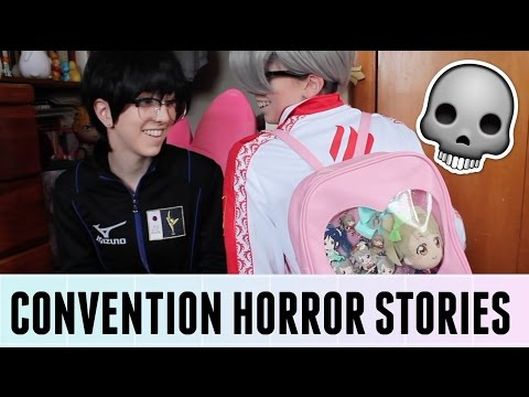 AMERICAN HORROR STORY: ANIME CONVENTIONS