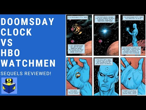 World Of Watchmen How Doomsday Clock Hbo Watchmen Approach