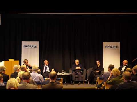 Panel discussion and reflections: Bill Browder, Patrik Oksanen, Karin Olsson, Olof Ehrenkrona