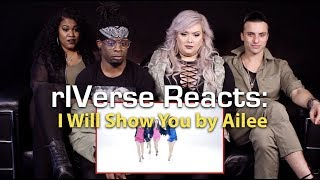 rIVerse Reacts: I Will Show You by Ailee - M/V Reaction