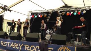 Steve Roux & The Brass Knuckle Blues Band - Satisfy Suzie - 2012  Cambridge Rock Festival