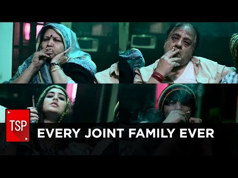 TSP Singles || Every Joint Family Ever