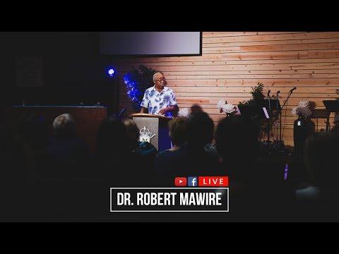 Dr. Robert Mawire LIVE at Good News World Outreach