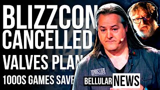 Blizzcon Cancelled: What's Next For Blizzard? Valve Resurrect Their Dead Game + New Project + More