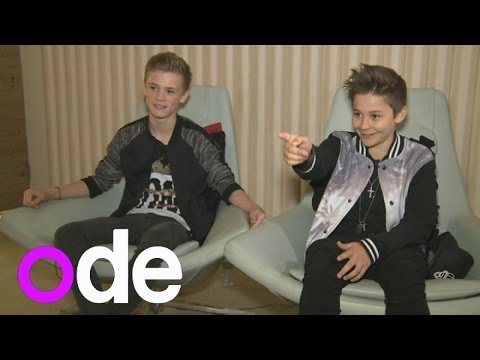 CUTEST INTERVIEW EVER: Bars & Melody on selfies, Simon Cowell and girl crushes