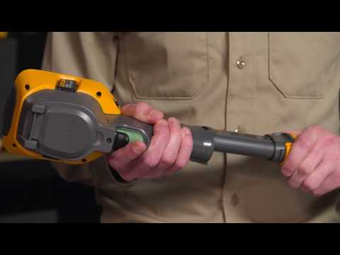 Overview of the Fluke TiS20 Thermal Imaging Camera
