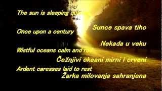 Nightwish Sleeping Sun-Lyrics (Serbian&English) HD Resimi