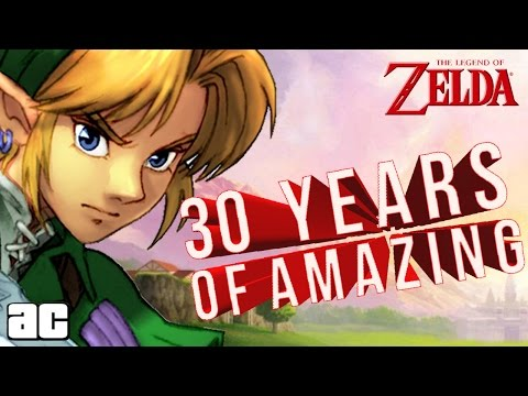 The Top 9 Ways The Legend of Zelda Changed Gaming FOREVER! | @ArcadeCloud