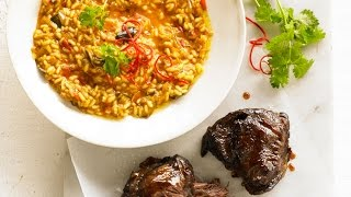 How to Make the Best Beef Cheek Risotto - By Kepos Street Kitchen and Breville Australia