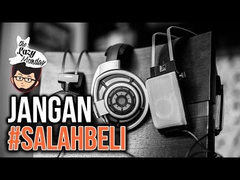 """Cara Dan Tips Memilih Headphone Yang """"PAS"""" (ADVANCED) - Lazy Talk"""