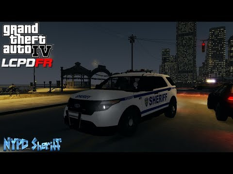 🔴 GTA 4 | LCPDFR - Day 10 NYPD Sheriff | Explorer