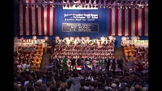President Reagan's Remarks at a Senate Campaign Rally for Christopher S. Bond on October 23, 1986