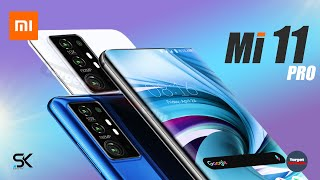 The network has new details about xiaomi's future flagship mobile phones xiaomi mi 11 pro and mi11 5g (2021) first look, concept design, trailer, int...