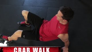 Crab Walk for a Ripped Core