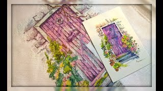 Дверь в весну - продвижение процесса