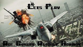 Let's Play: Ace Combat Assault Horizon
