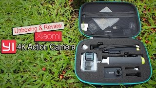 Go Pro Killer? Unboxing & Review Xiaomi Yi 4K Action Camera