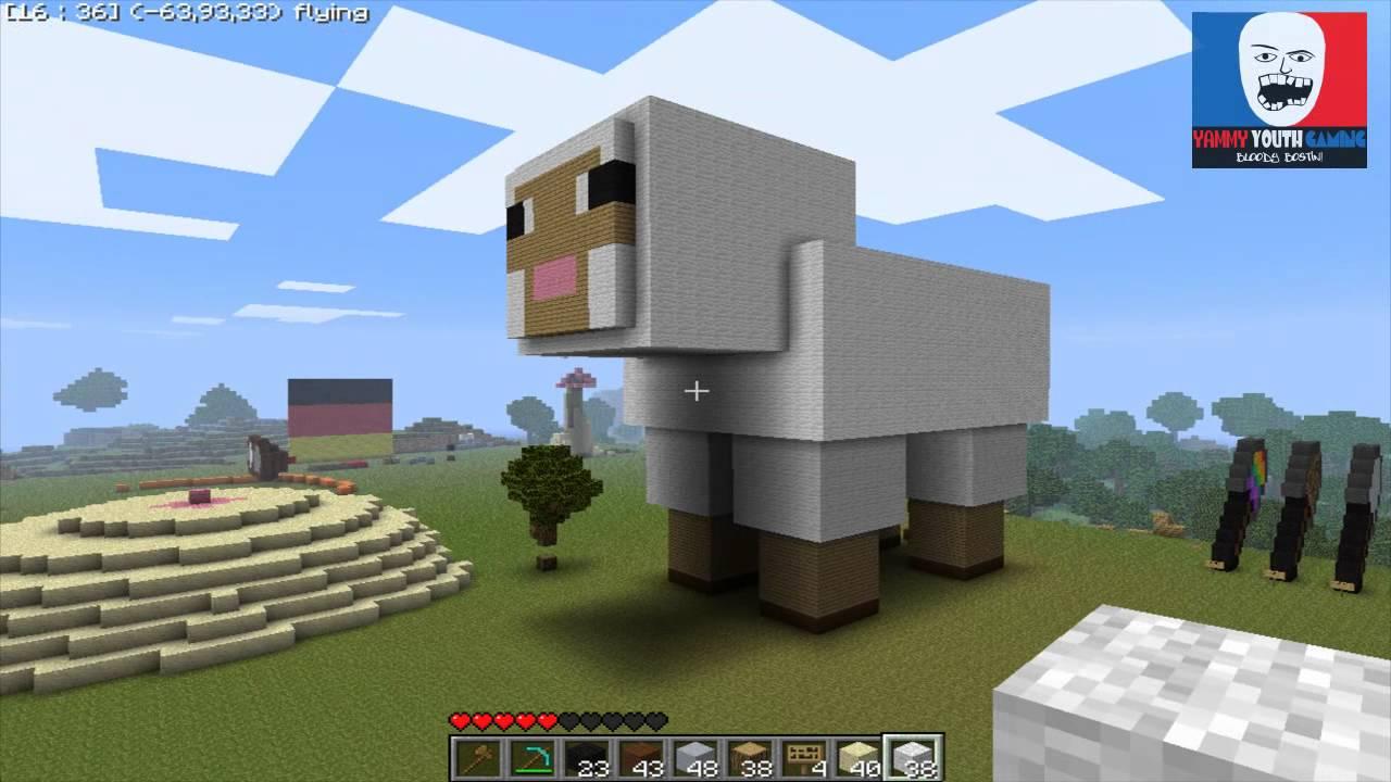 Minecraft Sheep Face Pixel Art | www.pixshark.com - Images ...