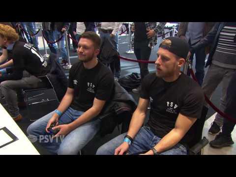 Gamers strijden om titel eSporter van PSV