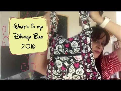 What s in my Disney Bag - YouTube e61548e51a7eb
