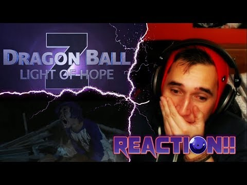 JUST LET GO TRUNKS!!| Dragon ball Z Light Of Hope FAN FILM REACTION!!