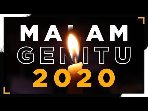Malam Genitu 2020 - SMA Katolik St. Albertus Malang