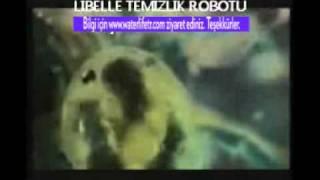 Gambar cover Waterlife Libelle Dünya Pazarlama Temizlik Robotu Tanıtım Filmi WaterlifeTR.com