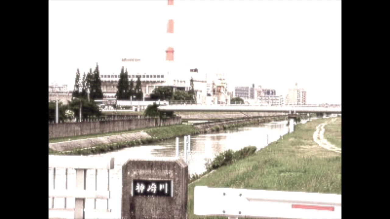 (cover)神崎川/PK shampoo